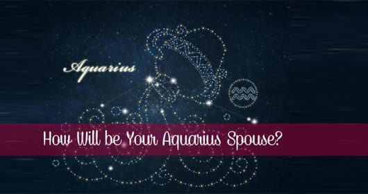 aquarius spouse