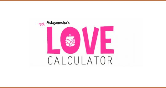 askganesha love calculator