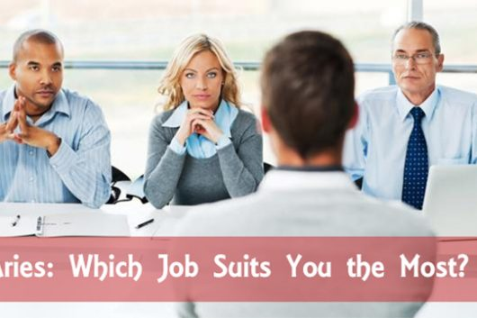 which job suits you the most