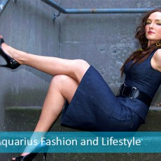Aquarius Fashion and Lifestyle