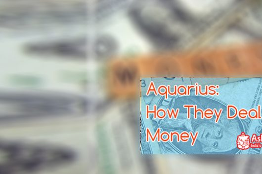 aquarius and money