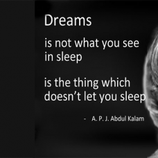 Top 10 Quotes of The Century by APJ Abdul Kalam