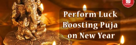 luck boosting puja on askganesha