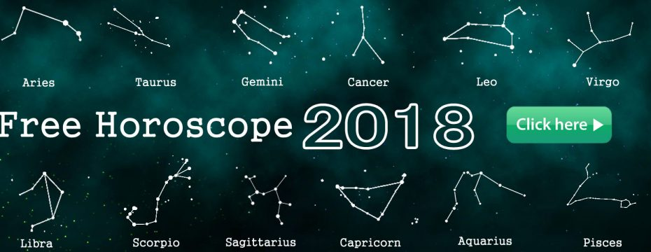 new year horoscope 2018