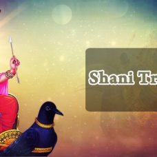 Shani Trayodashi: Seeking Blessings of Lord Shani