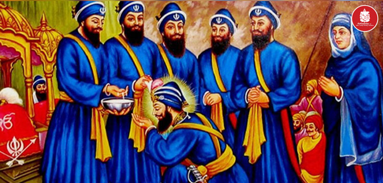 Mythical story of Vaisakhi