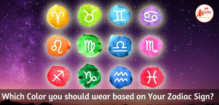 color and zodiac signs