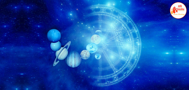 planets and Indian vedic astrology